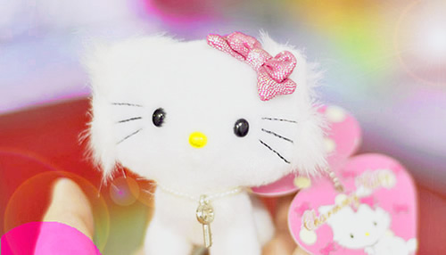Peluche Charmmy Kitty