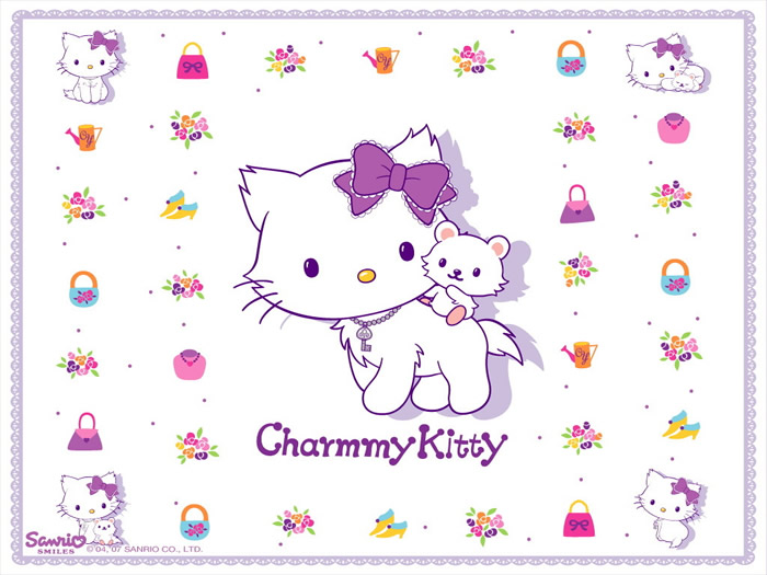 Charmmy Kitty et accessoires