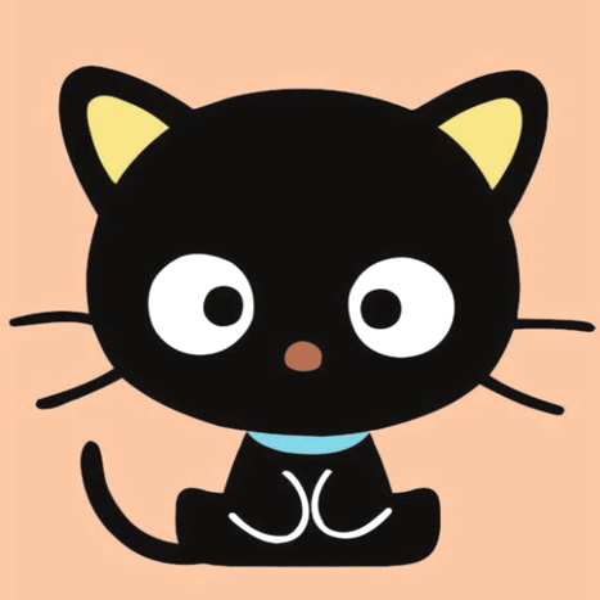 Chococat assis