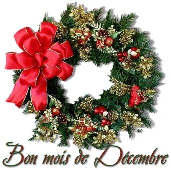 Bon mois de Décembre