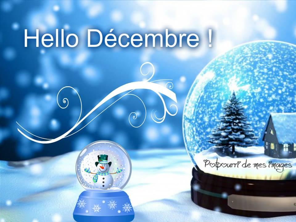 Hello Décembre !