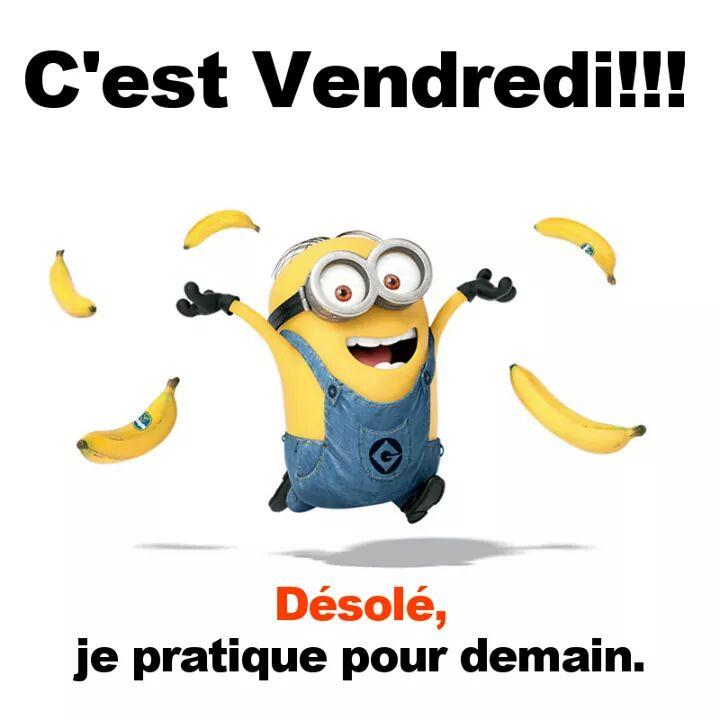C'est Vendredi !!!