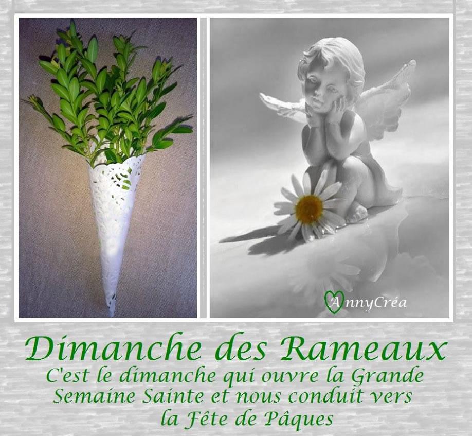 Dimanche des Rameaux image #8208