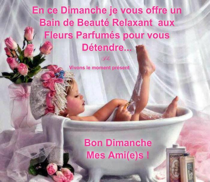 Bon Dimanche Mes Ami(e)s!