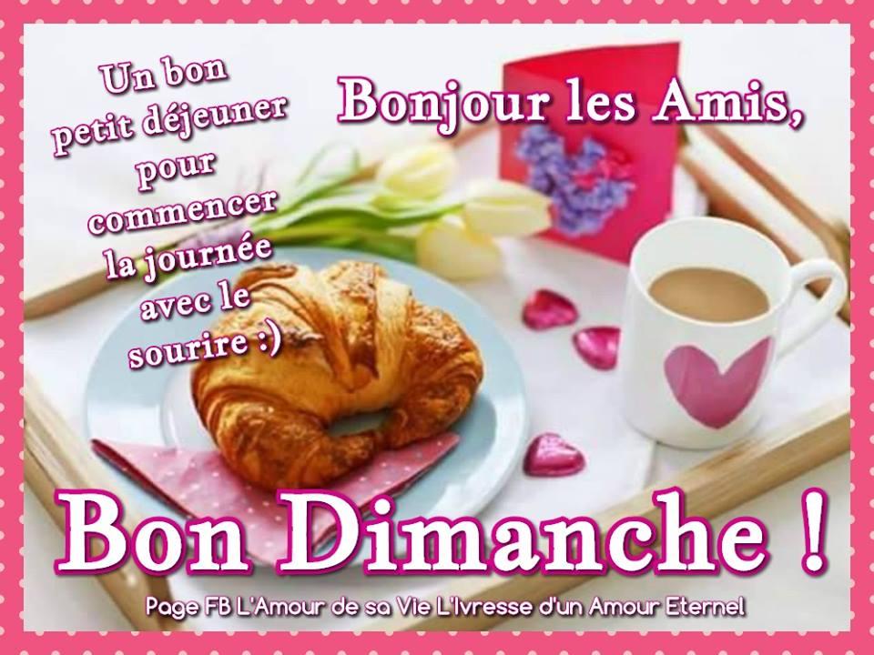 Très Bonjour les Amis, Bon Dimanche ! image #6245 - BonnesImages FP19