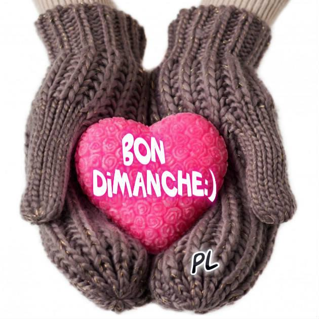 Bon Dimanche :)