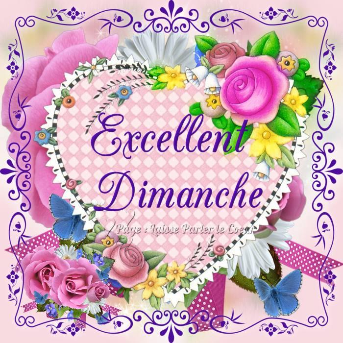 Excellent Dimanche