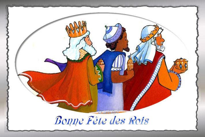 Bonne fête des Rois