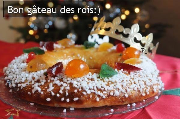 Bon gâteau des rois