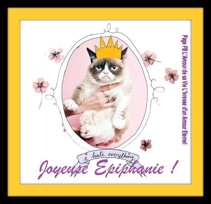 Joyeuse Epiphanie !