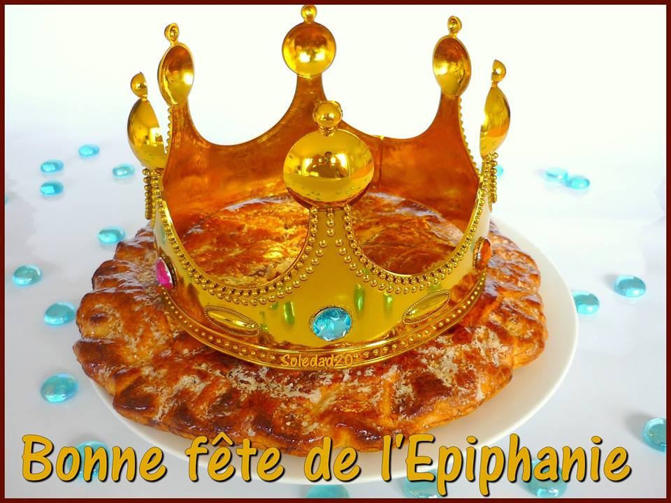 Bonne fête de l'Epiphanie