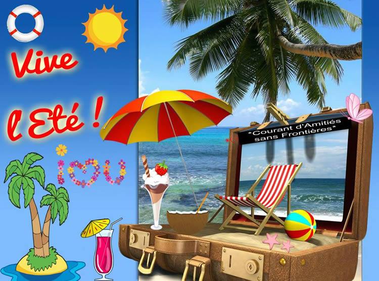Vive l'été!