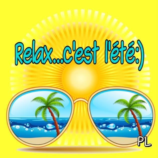 Relax... c'est l'été :)