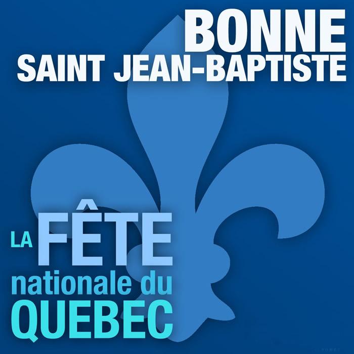 Bonne Saint Jean-Baptiste