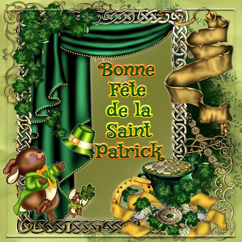 Bonne Fête de la Saint Patrick