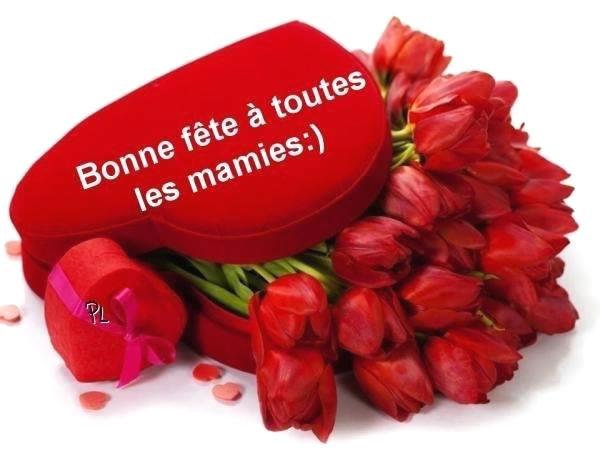 Bonne fête à toutes les mamies :)