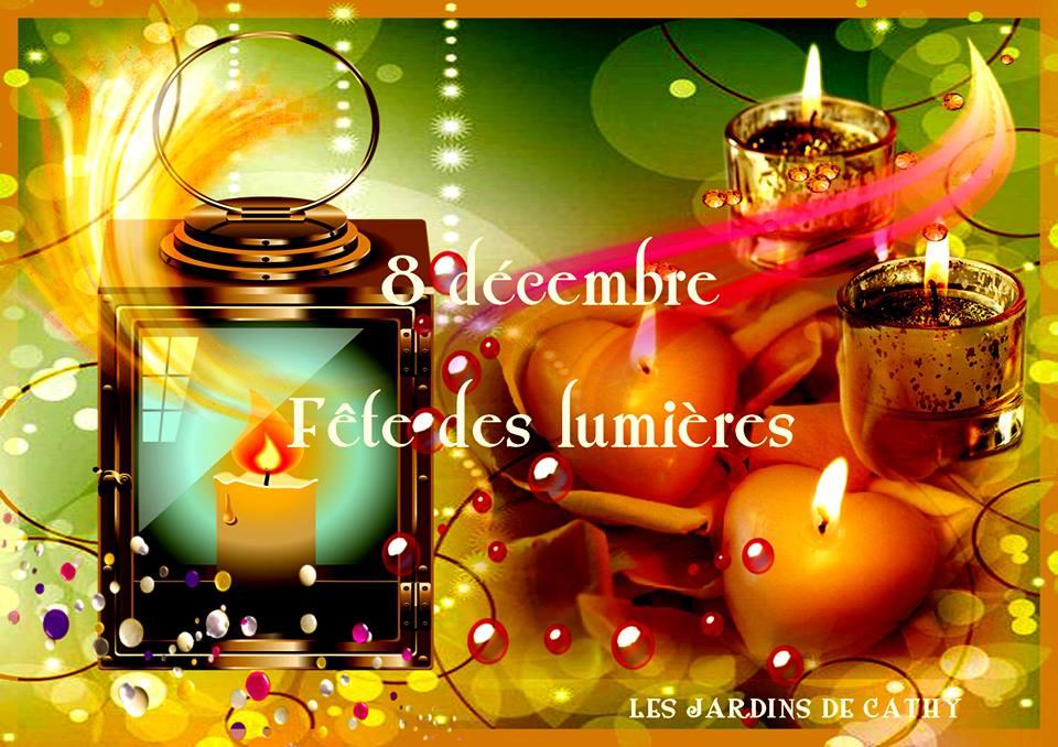 8 décembre, Fête des lumières