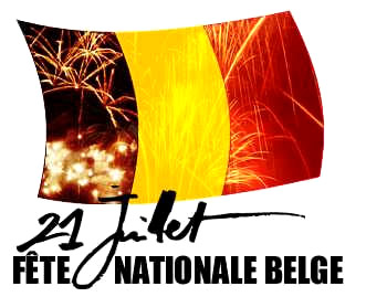 21 Juillet, Fête Nationale Belge