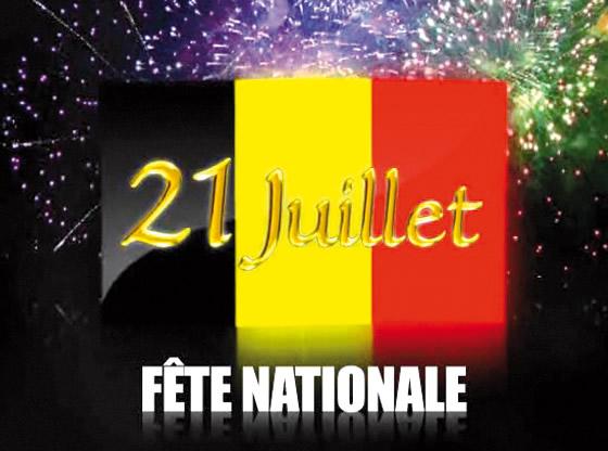 21 Juillet, Fête Nationale