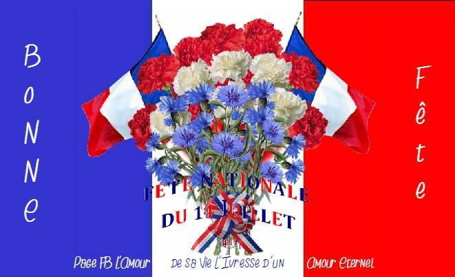 image pour facebook Fête Nationale