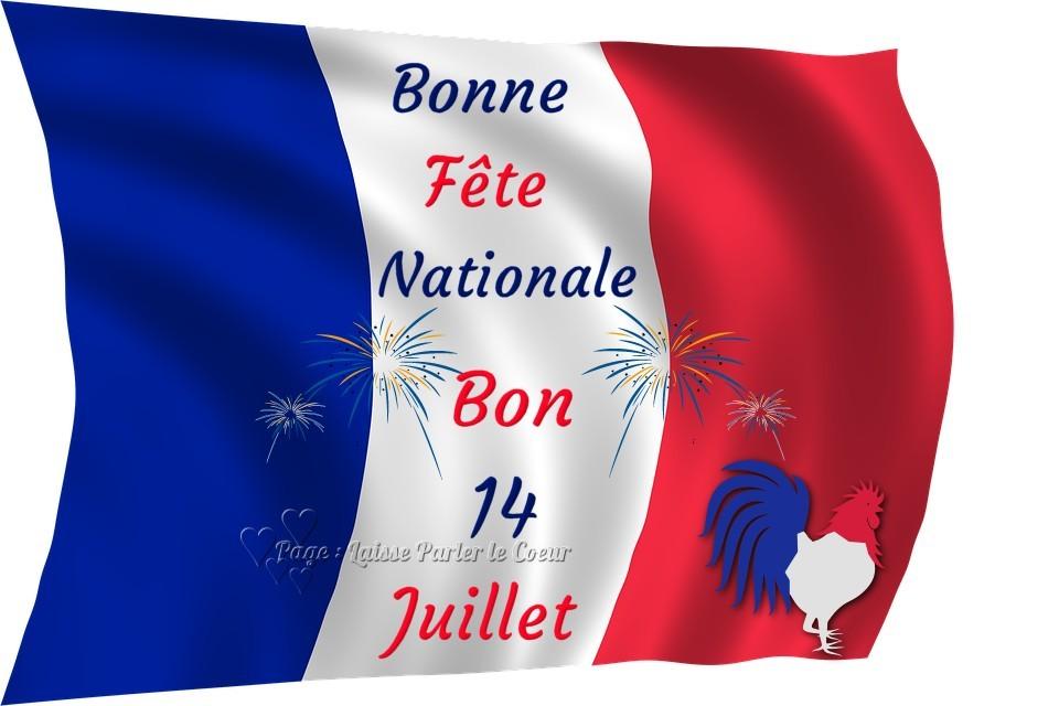 Bonne Fête Nationale, Bon 14 Juillet
