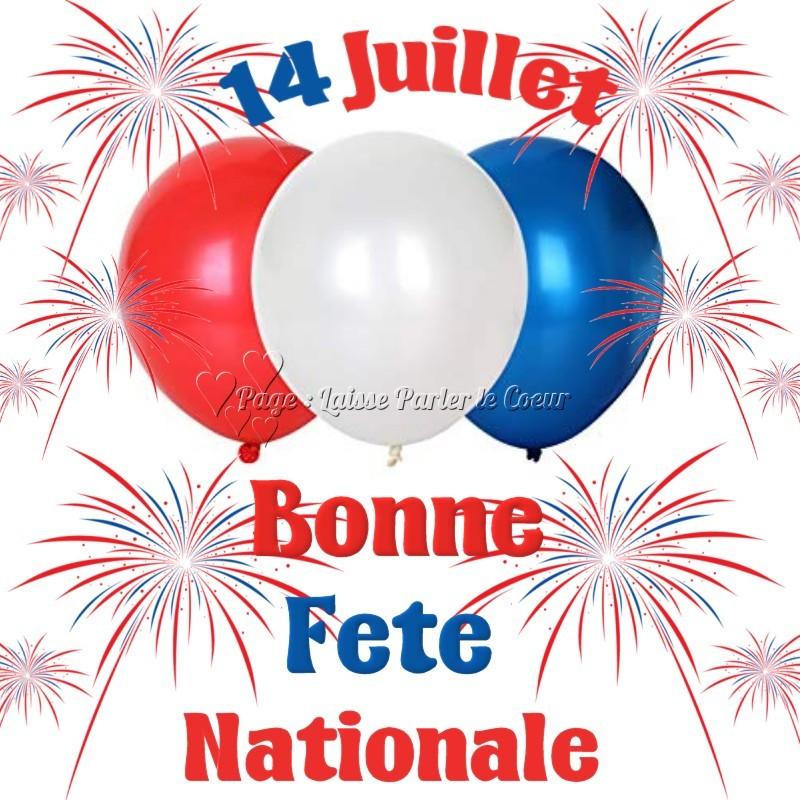 4 Juillet - Bonne Feté Nationale