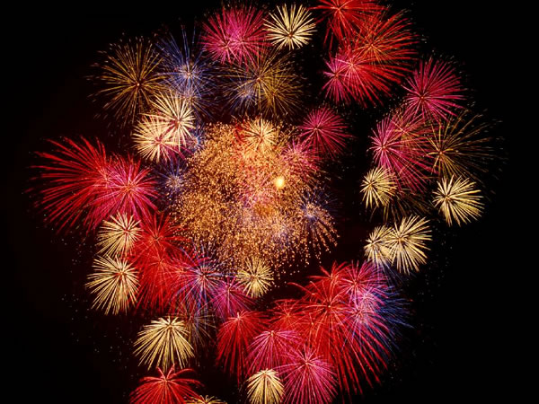 Feux d'artifice image 3