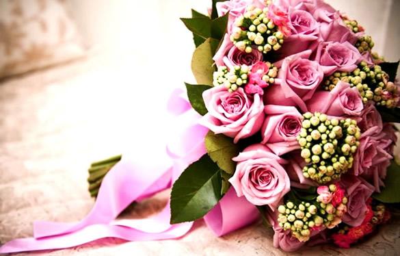 Fleurs Image 15 Joli Bouquet De Roses