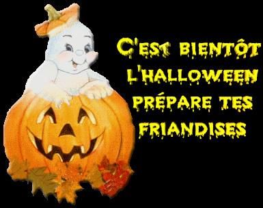 C'est bientôt l'Halloween, prépare tes...