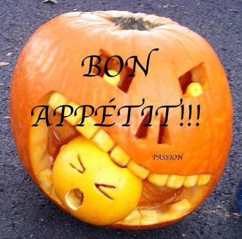 Bon appétit!!