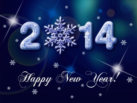 2014 Happy New Year!