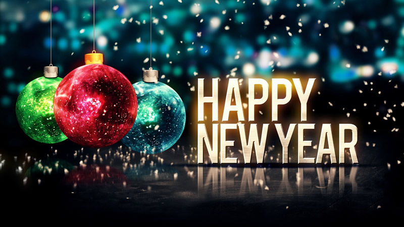Happy New Year image 1