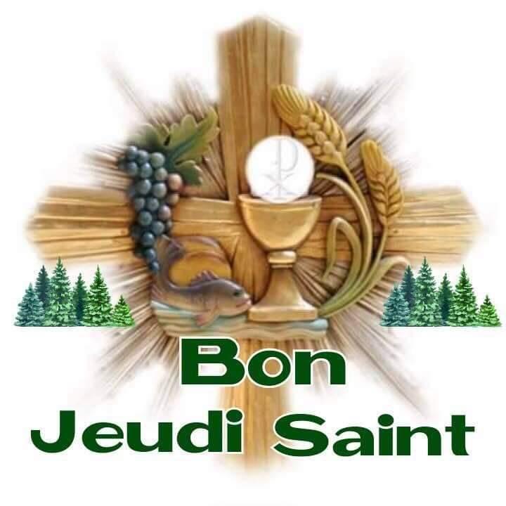 Jeudi saint image #8408