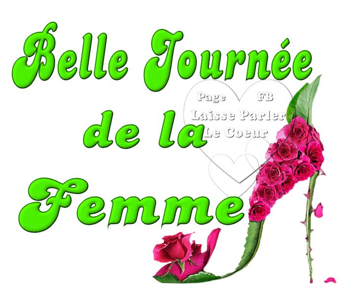 Belle Journée de la Femme