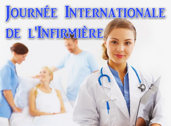 Journée internationale de l'infirmière