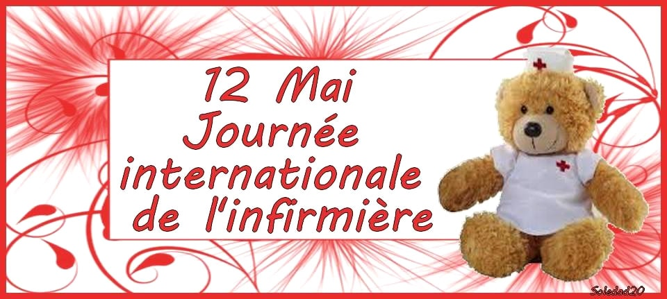 12 Mai, Journée internationale de l'infirmiere