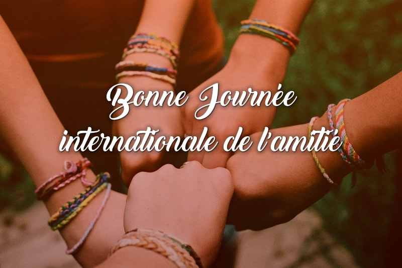 Bonne Journée internationale de...