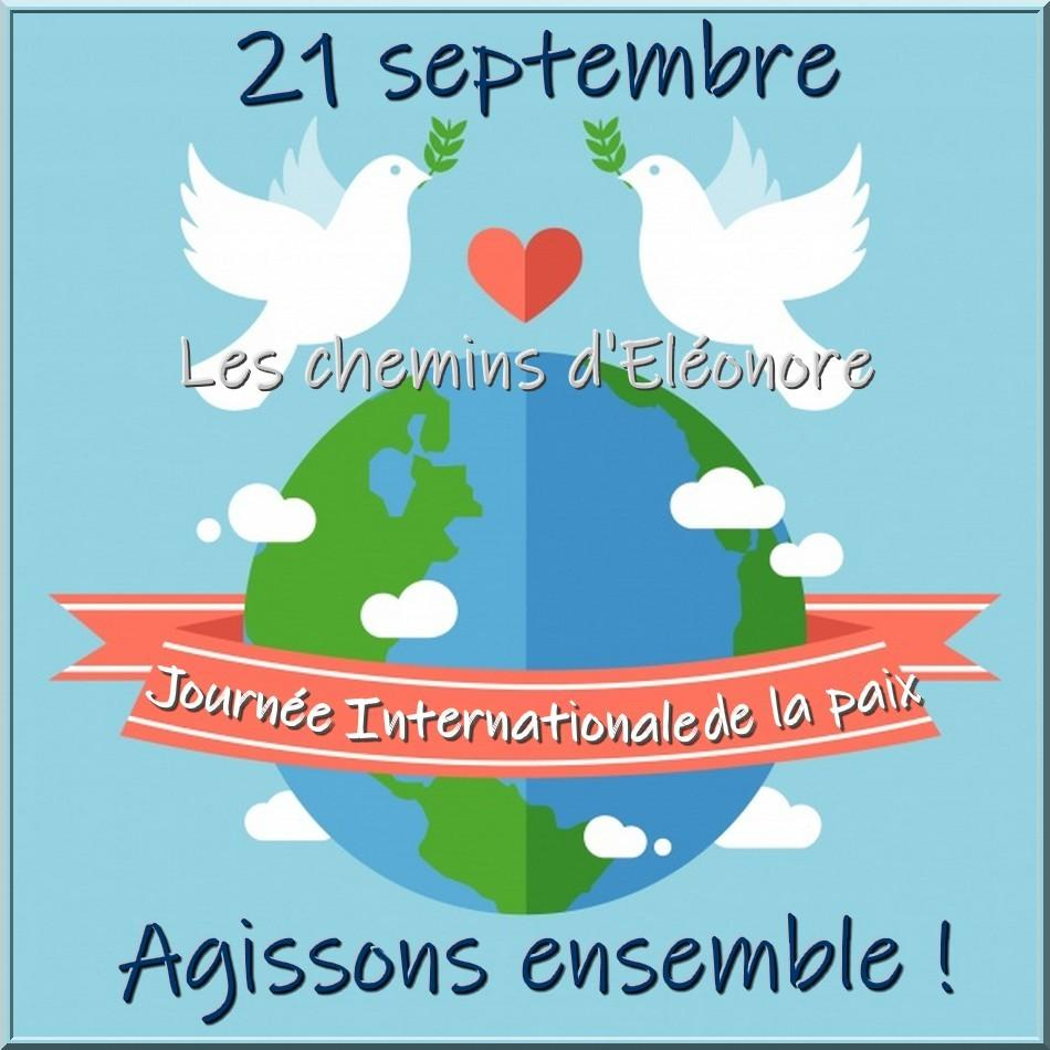 21 septembre Journée internationale de...
