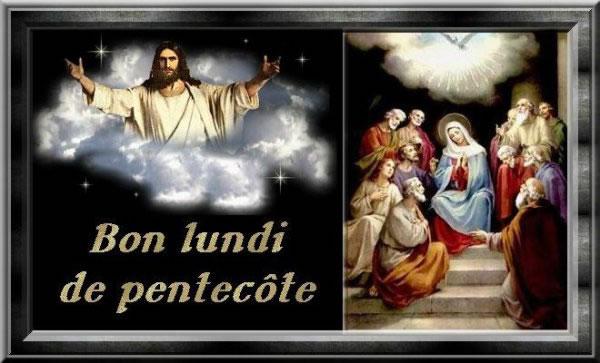 Bon lundi de pentecôte
