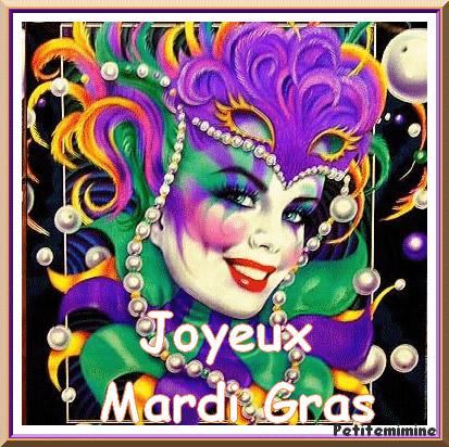 Joyeux Mardi Gras