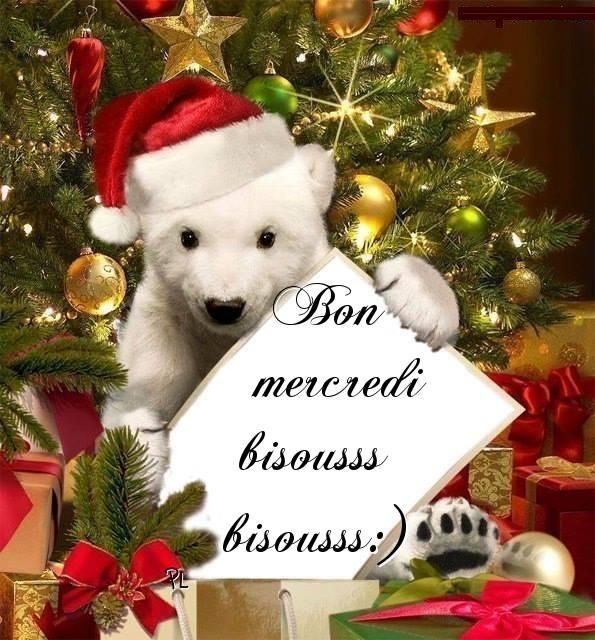 Bon mercredi bisousss
