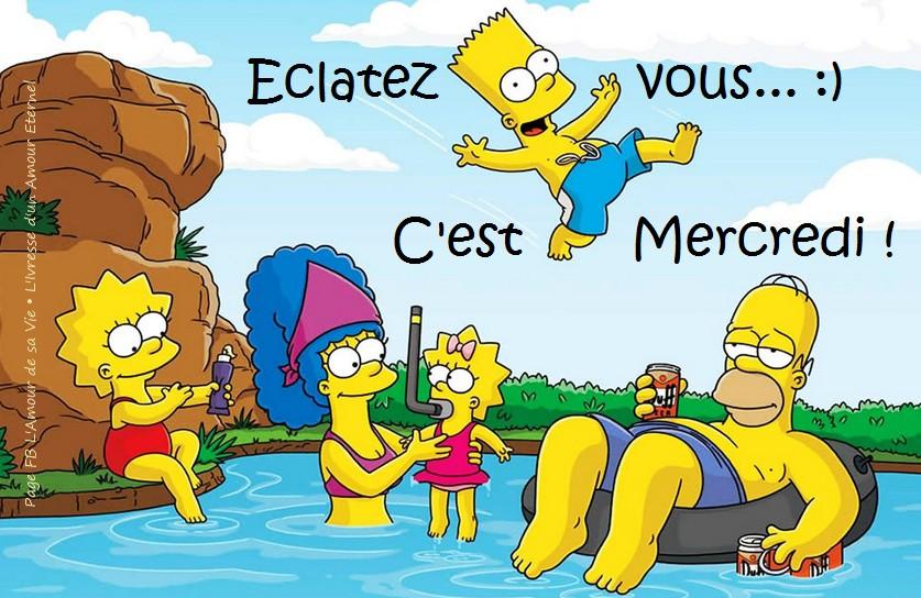 Eclatez vous... :) C'est Mercredi!