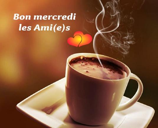 Bon mercredi les ami(e)s