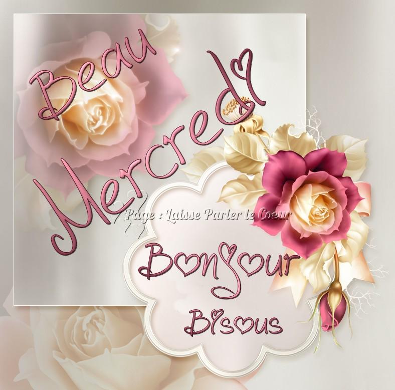 Beau Mercredi, Bonjour, Bisous