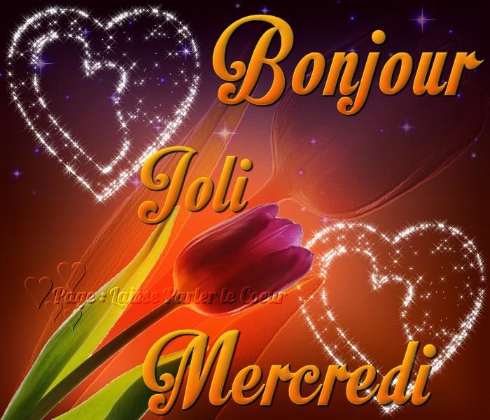 Bonjour, Joli Mercredi