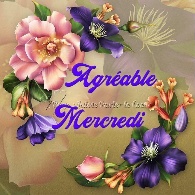 Agréable Mercredi