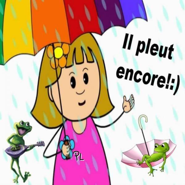 Il pleut encore ! :)