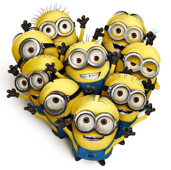 Minions images, photos et illustrations pour facebook