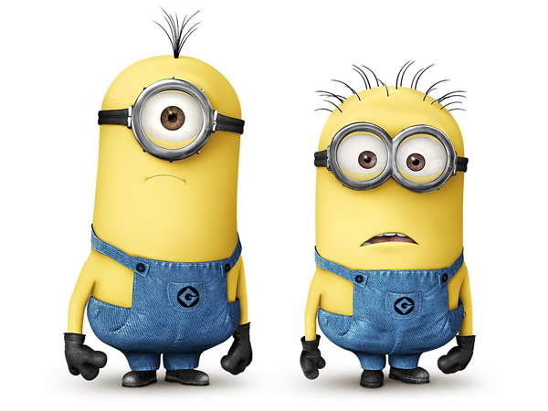 Preferência Minions images, photos et illustrations pour facebook - BonnesImages WM51