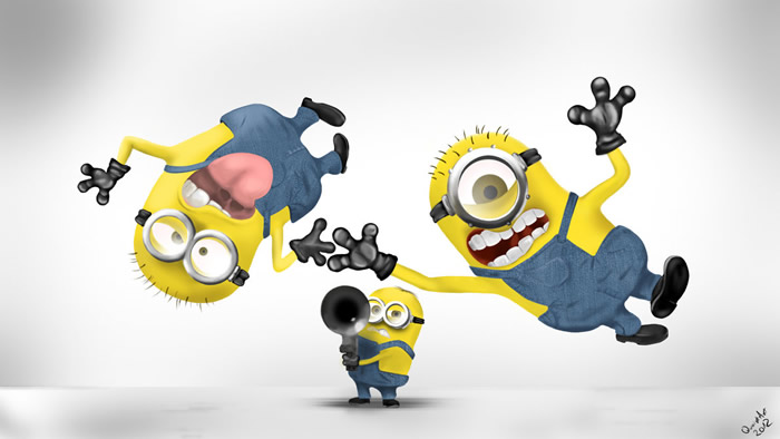 Muito Minions images, photos et illustrations pour facebook - BonnesImages BS77